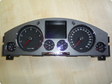 Tacho Kombiinstrument VW Phaeton 02-05 12 Zyl. 3D0920880S 320km/h